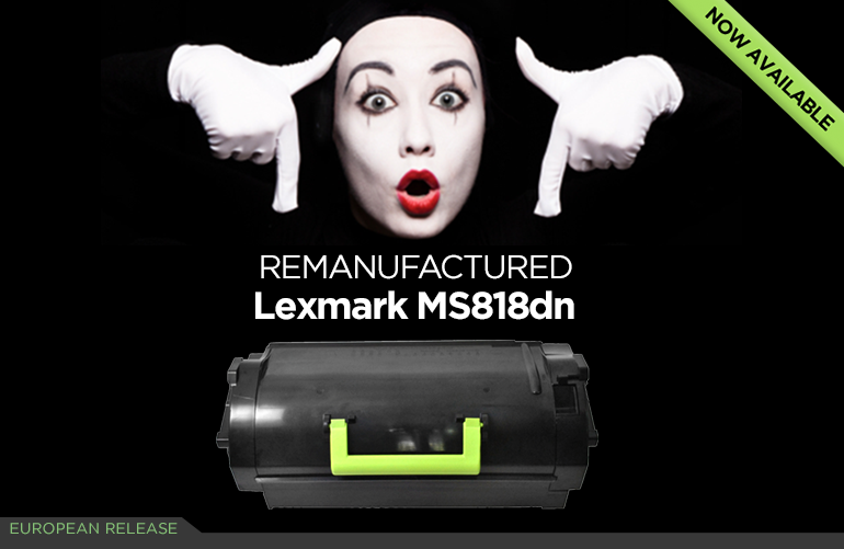 CIG releases remanufactured toner cartridge for use in LexmarkMS818dn